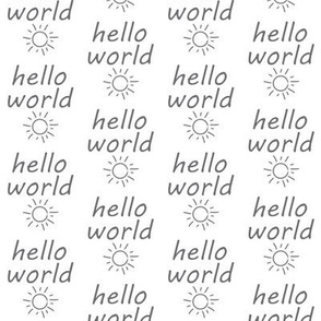 hello-world-with-sun