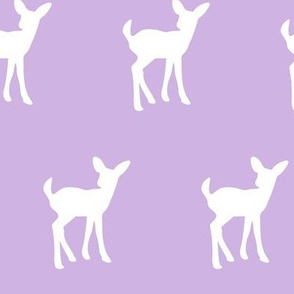 fawn on lilac || the lilac grove collection