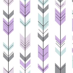 fletching arrows || lilac grove