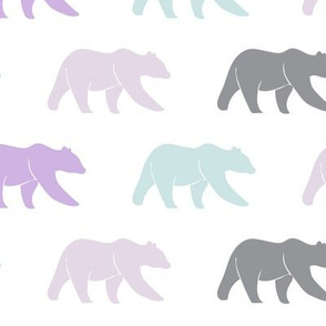 multi bear || the lilac grove collection