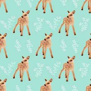 Bambi FAWN II on Tiffany