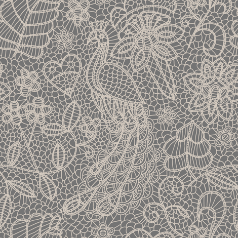 First Lace fabric by seesawboomerang on Spoonflower - custom fabric