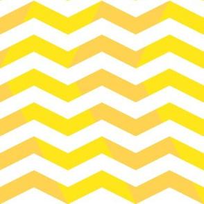 wavy chevon - dotgold