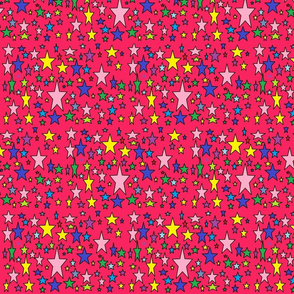 random_stars_on_pink_background