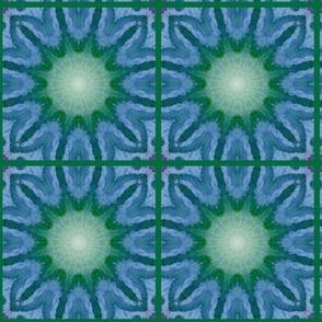 Bluish tile