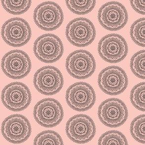 Crochet Lace Polka