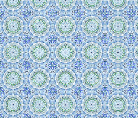 Water tile fabric by magic_pencil on Spoonflower - custom fabric