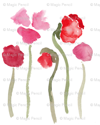 Watercolor_poppy_flower