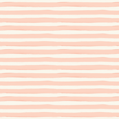 watercolor stripe blush