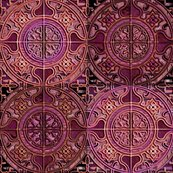 Rmandala_tile_groupe_de_4_bw_pink_gold_cooper_burgundy_by_paysmage_shop_thumb