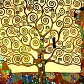 KLIMT - THE LIFE TREE