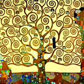 KLIMT - THE LIFE TREE