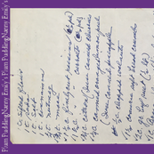 Nanny Emily's Plum Pudding Recipe