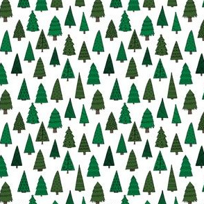 christmas trees // christmas tree xmas holiday christmas fabrics green fir trees green fir tree andrea lauren