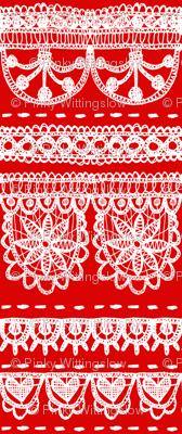 The Christmas linen