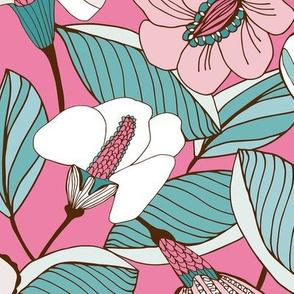 Floriental Pink