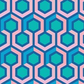 Hexagon Geometric