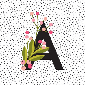 Garden Letters - A