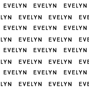 Evelyn Fabric