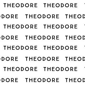 Theodore Fabric