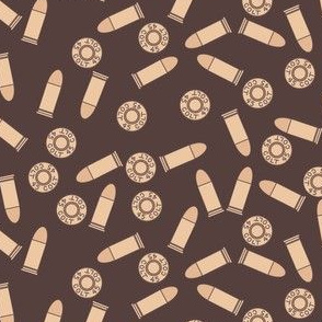 Wild Wild West - Scattered Bullets