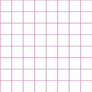 grid 1x1 - pink