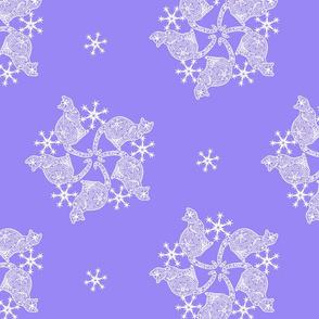 Snowflake Cat