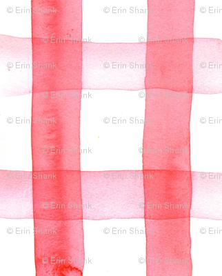 picnic blanket red gingham