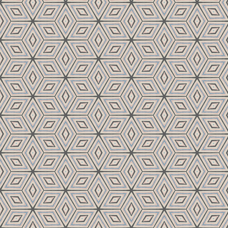 Tribal_Council_Lemnos fabric by danidesign on Spoonflower - custom fabric