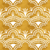 Scallop Lace Gold