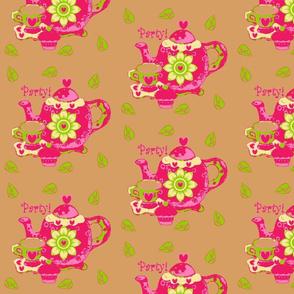 #SAGE Tea Party