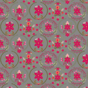 poinsettia_couronne_gris_M