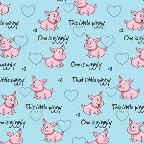 That little piggy