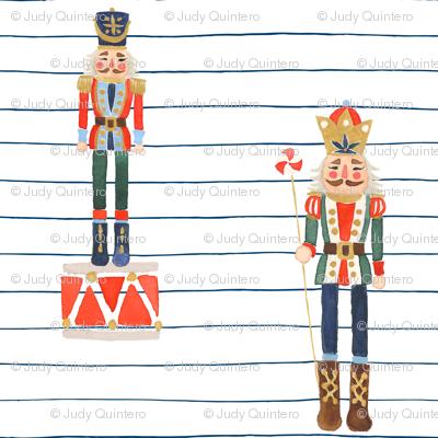 Nutcracker Toy Soldier Stripes