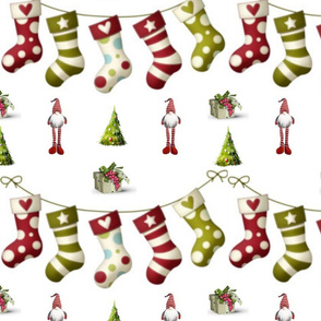 Hang up the Stockings!