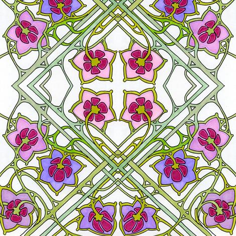 Spring 1936 fabric by edsel2084 on Spoonflower - custom fabric