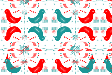 Its okay to be different fabric by sewindigo on Spoonflower - custom fabric