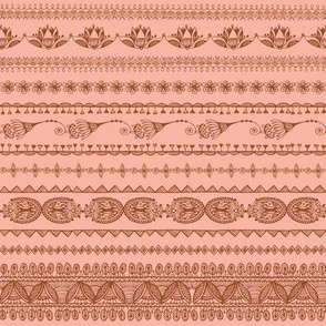 Moroccan Lace_Coral