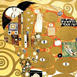 Fulfillment - Klimt