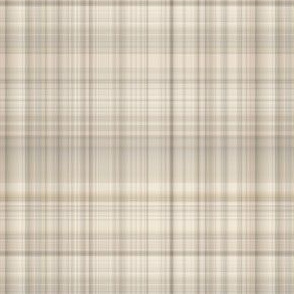 Beige Sand Plaid 1