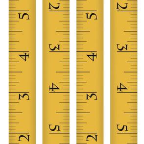 2 Yard Long Ruler