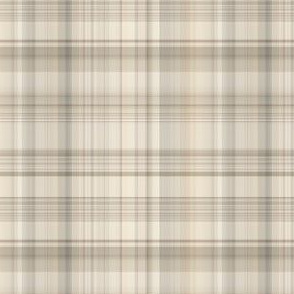 Beige Sand Plaid 2