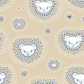 Dots meet Bear