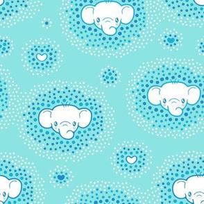 Dots meet Elephant