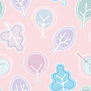 Dots and Leaves