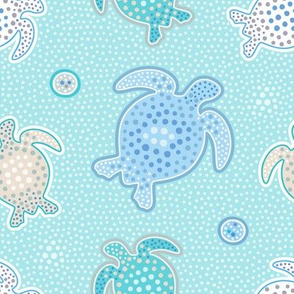 Dots and Turtles