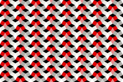 Diamonds In The Rough No.1 fabric by reachesfar on Spoonflower - custom fabric