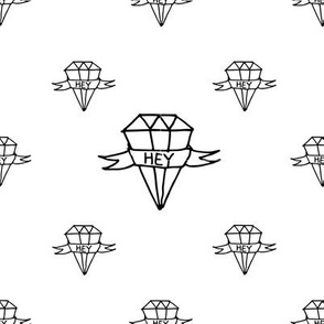 Hey Diamonds