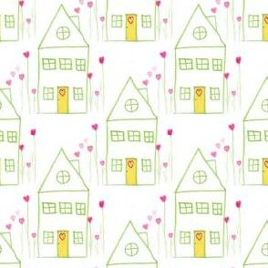 Hearts at Home - medium