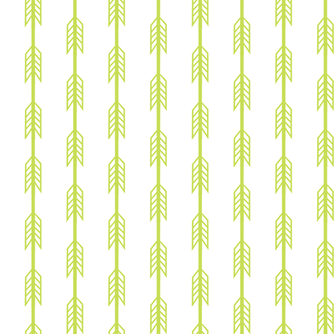 arrows arrow fabric lime green arrows nursery baby design arrow fabrics fabric by charlottewinter on Spoonflower - custom fabric